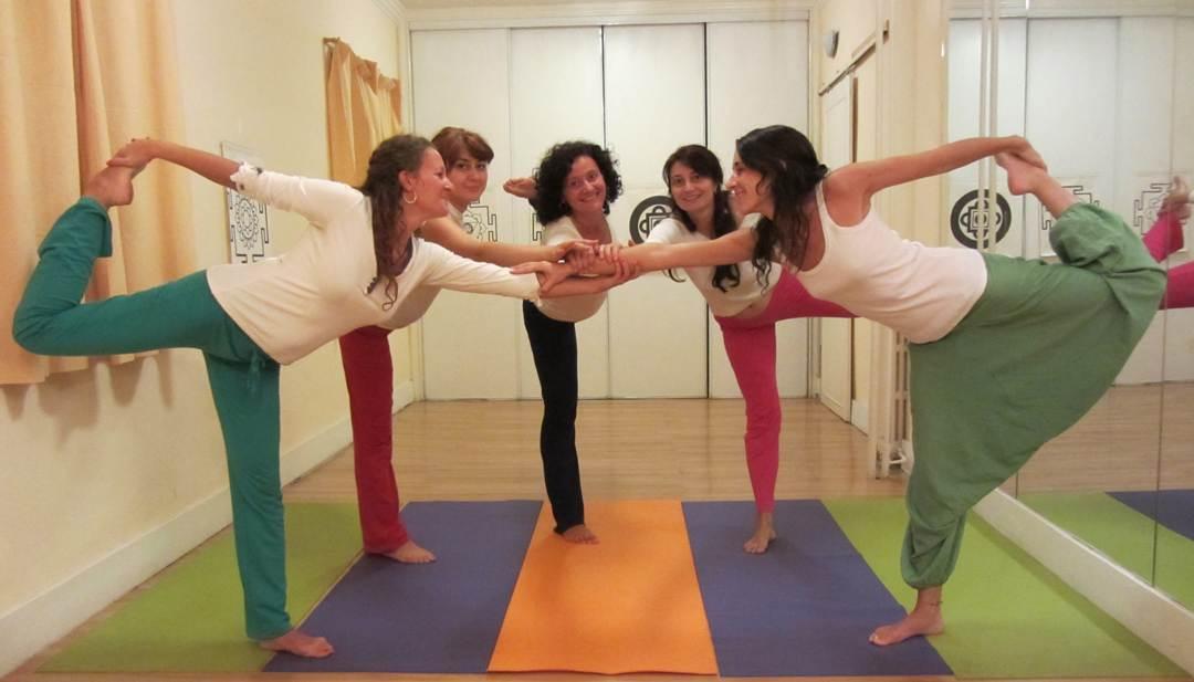 Clases de yoga para mujeres
